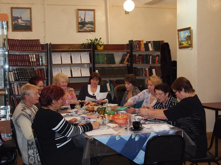 Заседание клуба Зеленый мир 27 ноября 2010 г.